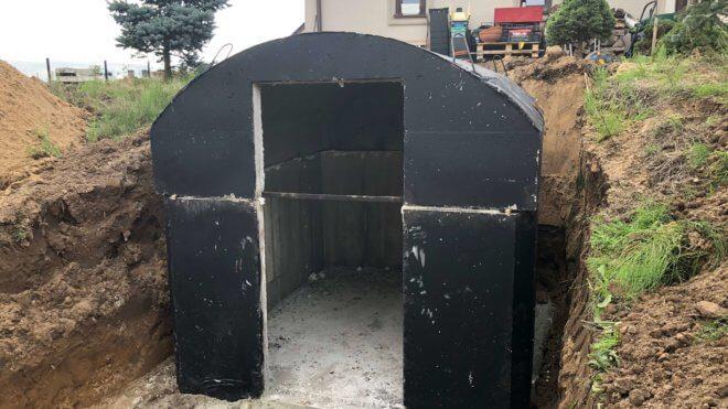 piwnice betonowe drabud
