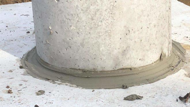 szamba betonowe jednokomorowe właz